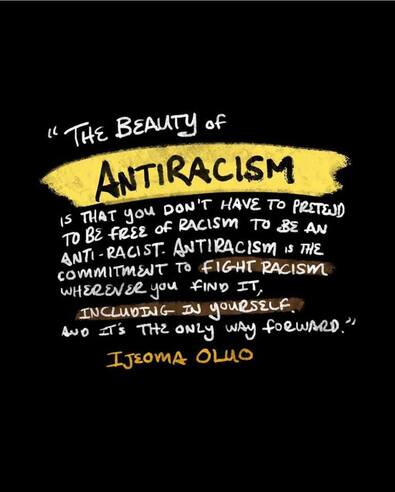 Picture with Ijeoma Oluo quote: