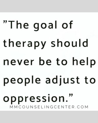 Quote from Mindful and Multicultural Counseling Center